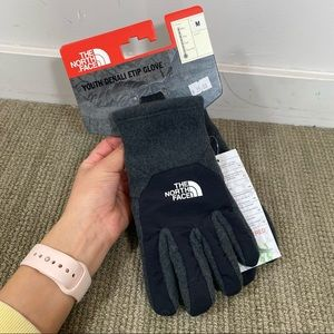 NEW North Face Youth Denali Etip™ Glove